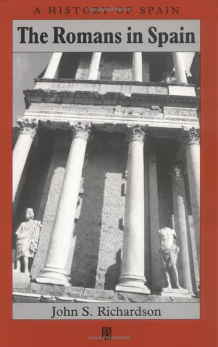 Romans in Spain   1998 (Reprint) edition cover