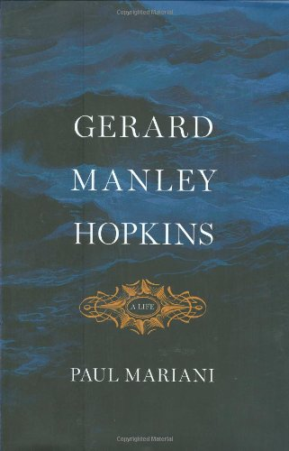 Gerard Manley Hopkins A Life  2008 edition cover