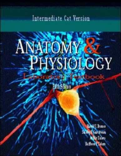 Anatomy and Physiology Intermediate Version (CAT) 5th 2000 (Revised) edition cover