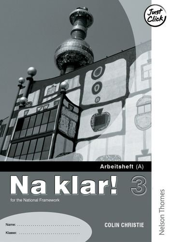 Na Klar! 3 Lower Workbook a:   2004 edition cover