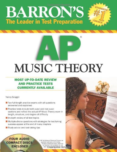 AP Music Theory   2010 edition cover