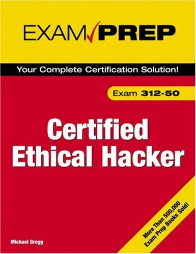 Certified Ethical Hacker Exam 312-50  2006 edition cover