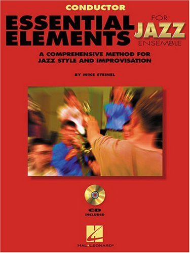 Essential Elements for Jazz Enssemble : Conductor 1st edition cover
