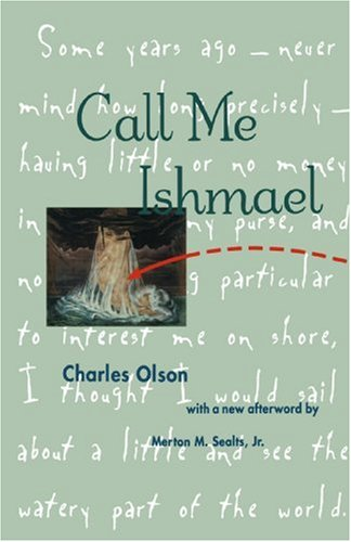 Call Me Ishmael   1997 edition cover