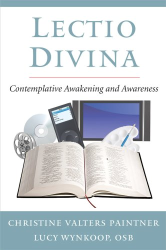 Lectio Divina Contemplative Awakening and Awareness  2008 edition cover