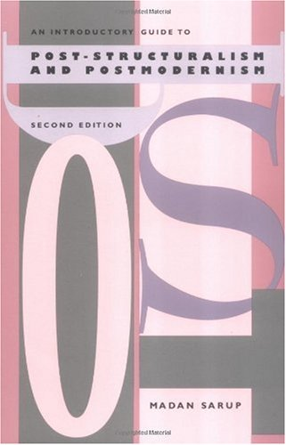 Introductory Guide to Post-Structuralism and Postmodernism  2nd 1993 edition cover