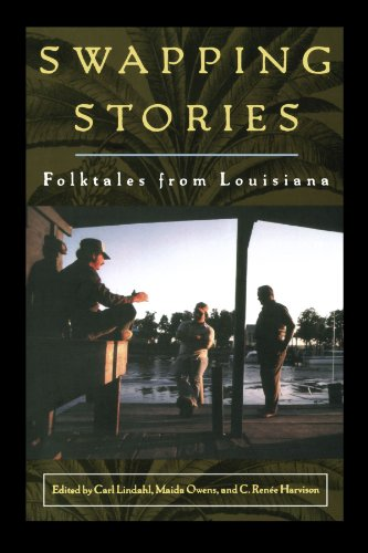 Swapping Stories Folktales from Louisiana  1997 edition cover