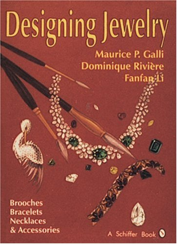 Designing Jewelry : Brooches, Bracelets, Necklaces and Accessories 1st 1995 edition cover