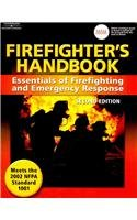 Firefighter's Handbook Bundle: Essentials of Firefighting 2nd 2004 9781401870317 Front Cover