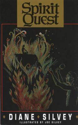 Spirit Quest   2008 9781550028317 Front Cover