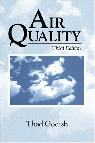 Air Quality  3rd 1997 (Revised) edition cover