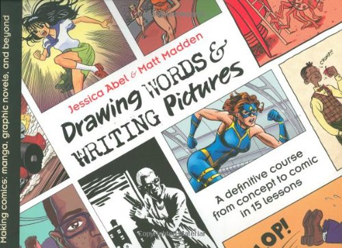 Drawing Words and Writing Pictures   2008 edition cover