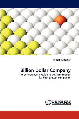 Billion Dollar Company N/A edition cover