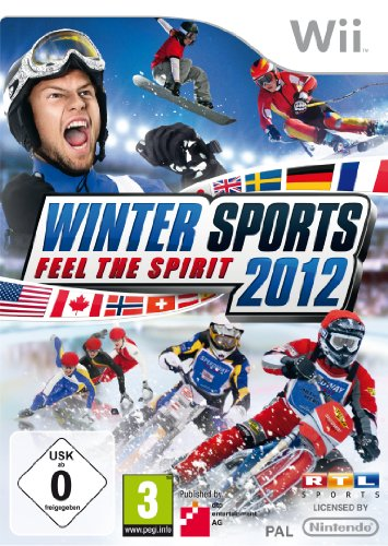 Winter Sports 2012: Feel the Spirit Nintendo Wii artwork