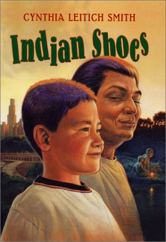 Indian Shoes   2002 edition cover
