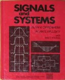Signals and Systems  1983 edition cover