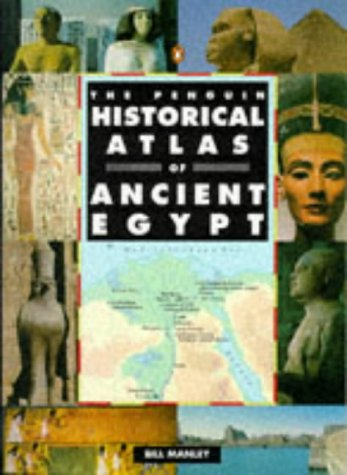 Penguin Historical Atlas of Ancient Egypt   1996 edition cover