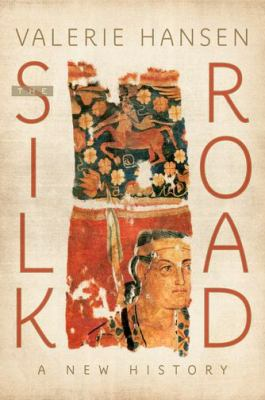 Silk Road A New History  2012 edition cover