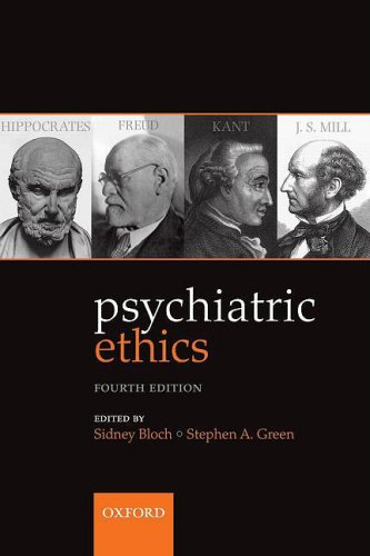 Psychiatric Ethics  4th 2009 edition cover