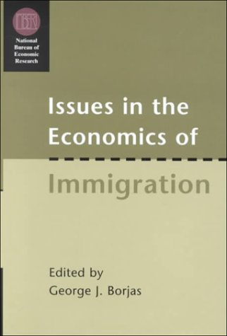 Issues in the Economics of Immigration   2000 9780226066318 Front Cover
