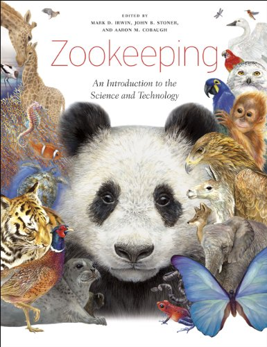 Zookeeping An Introduction to the Science and Technology  2013 edition cover