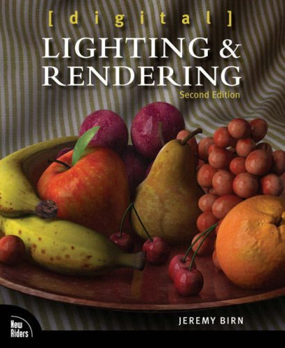Digital Lighting and Rendering  2nd 2006 (Revised) edition cover