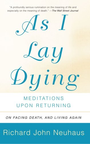 As I Lay Dying Meditations upon Returning  2003 edition cover