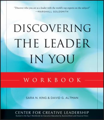 Discovering the Leader in You Workbook   2011 edition cover