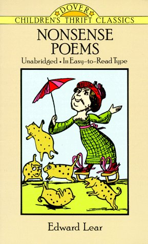 Nonsense Poems   1994 (Reprint) edition cover