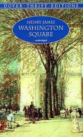 Washington Square  Unabridged edition cover