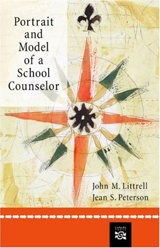 Portrait and Model of a School Counselor   2005 edition cover