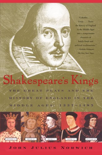 Shakespeare's Kings   2001 edition cover