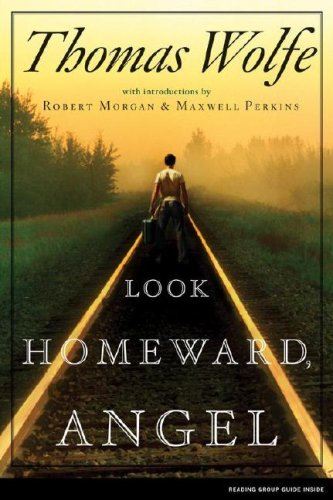 Look Homeward, Angel   2006 edition cover