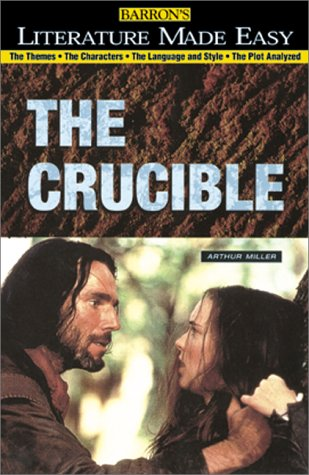 Crucible A Play in Four Acts  2000 edition cover