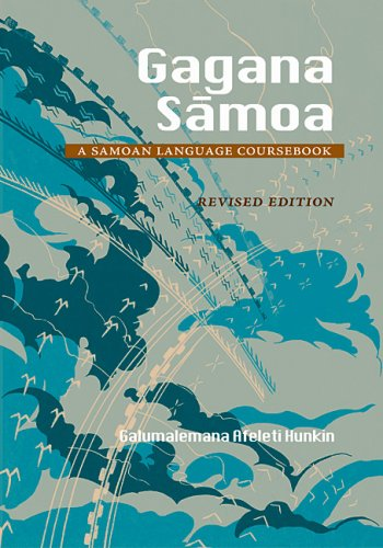 Gagana Samoa A Samoan Language Coursebook  2009 (Revised) 9780824831318 Front Cover