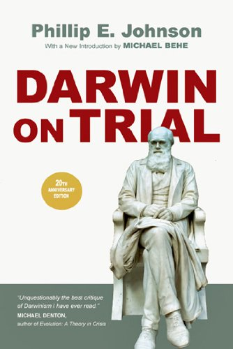 Darwin on Trial  20th 2010 (Special) 9780830838318 Front Cover
