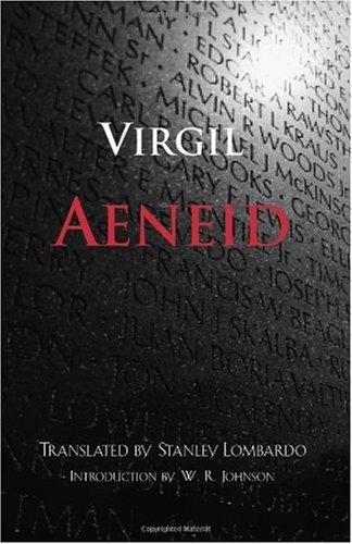 Aeneid   2005 edition cover