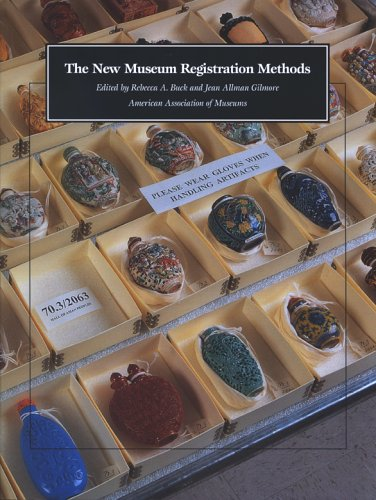 New Museum Registration Methods  N/A 9780931201318 Front Cover