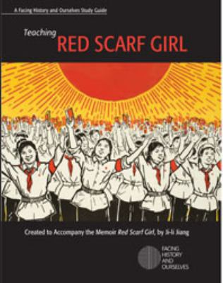 TEACHING RED SCARF GIRL                 N/A 9780981954318 Front Cover