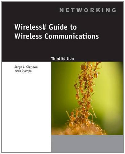 Guide to Wireless Communications  3rd 2014 edition cover