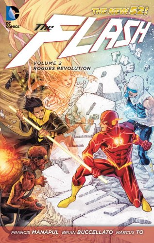 Flash - Rogues Revolution   2013 9781401240318 Front Cover