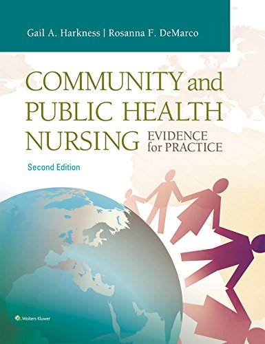 Community and Public Health Nursing Evidence for Practice 2nd 2016 (Revised) edition cover