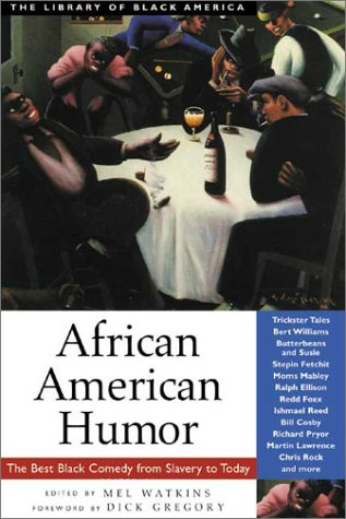 African American Humor The Best Black Comedy from Slavery to Today  2002 edition cover