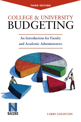 College and University Budgeting : An Introduction for Faculty and Academic Administrators 3rd 2005 edition cover
