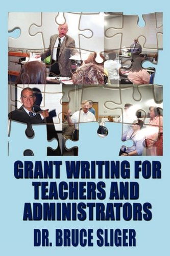 Grant Writing for Teachers and Administrators  N/A edition cover