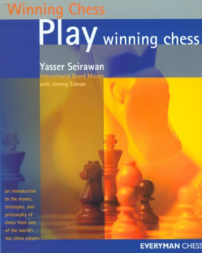 Play Winning Chess  N/A edition cover