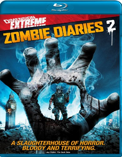 Zombie Diaries 2 [Blu-ray] System.Collections.Generic.List`1[System.String] artwork