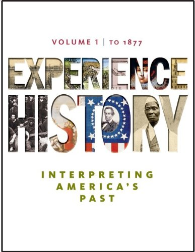 Experience History to 1877  7th 2011 edition cover