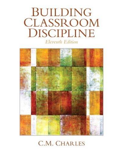 Building Classroom Discipline  11th 2014 edition cover