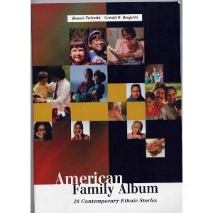 American Family Album 28 Contemporary Ethnic Stories  2000 edition cover